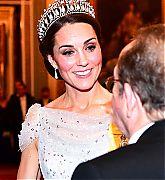Photos: December 04 – Diplomatic Reception At Buckingham