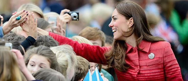 The Duke & Duchess Visit Scotland