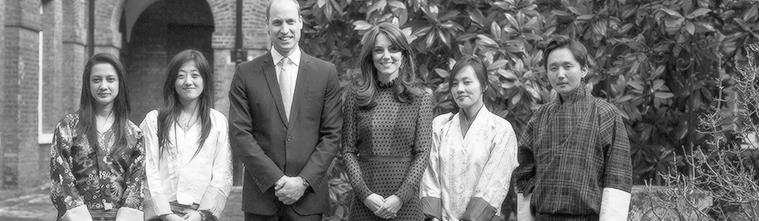 April 04 – Pre Tour Reception At Kensington Palace