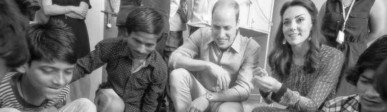 April 12 – #RoyalVisitIndia – Day 3 – New Delhi, India – Roundup & Photos