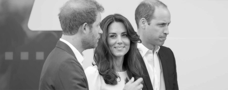 The Duke, Duchess and Prince Harry Wish Team GB Luck In Rio
