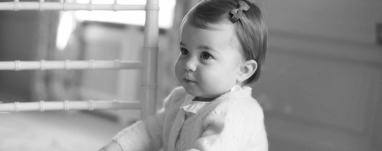 Official Portraits – Charlotte's 1st Birthday