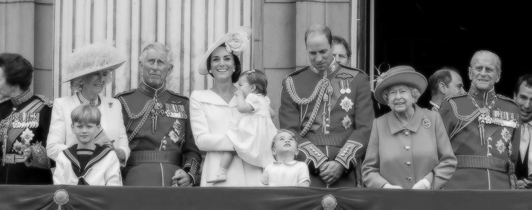 June 11 – Trooping The Colour