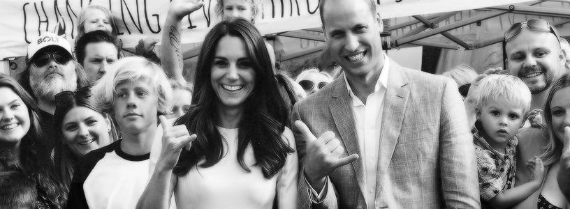 September 01 – The Duke And Duchess Of Cambridge Visit Cornwall