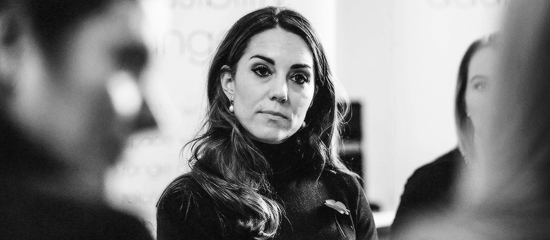 November 04 – The Duchess Of Cambridge Visits The Nelson Trust Women's Centre