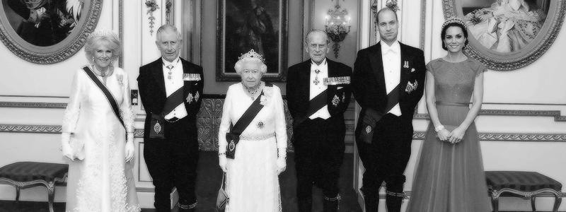 December 08 – Diplomatic Reception At Buckingham Palace